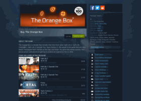 whatistheorangebox.com