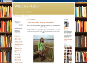 whatjesslikes.blogspot.fr