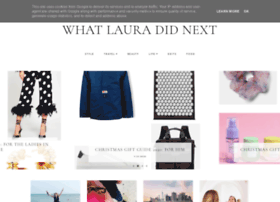 whatlauradidnext.co.uk