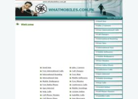 whatmobiles.com.pk