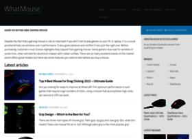 whatmouse.com