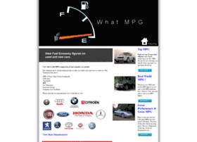 whatmpg.co.uk