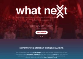 whatnextconference.co.uk