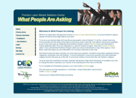 whatpeopleareasking.com