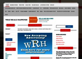 whatreallyhappened.net