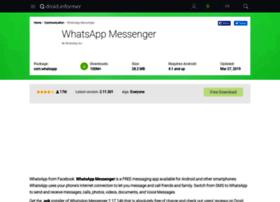 whatsapp-messenger.android.informer.com