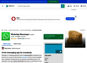whatsapp-messenger.en.softonic.com