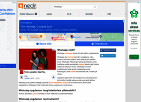 whatsapp.nedir.com