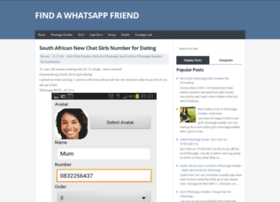 whatsappchatnumber.blogspot.in