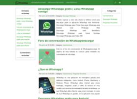 whatsappdescargar.com