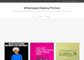 whatsappdisplaypicture.blogspot.in