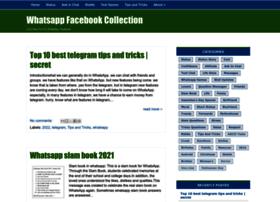 whatsappfacebookcollection.blogspot.in