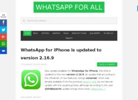 whatsappforall.com