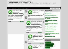 whatsappstatusquotes.blogspot.in