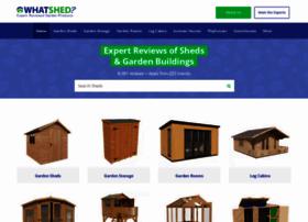 whatshed.co.uk