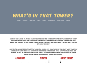 whatsinthattower.weebly.com