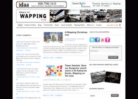 whatsinwapping.co.uk
