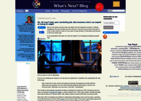 whatsnextblog.com