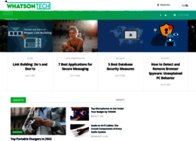 whatsontech.com