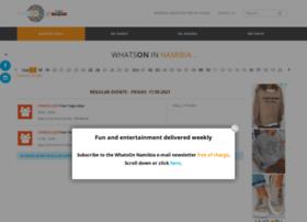 whatsonwindhoek.com
