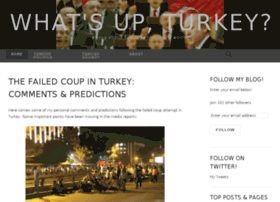 whatsupturkey.com