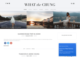 whatthechung.com