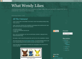 whatwendylikes.blogspot.com.au
