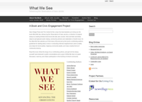 whatwesee.org