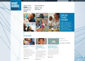 whatworksforamerica.org