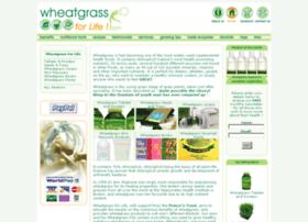 wheatgrassforlife.com