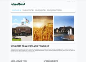 wheatlandtownship.com