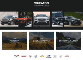 wheatonautogroup.com