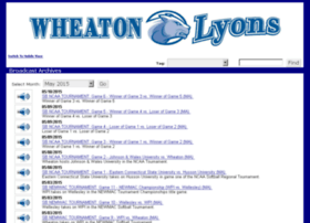wheatonlyons.ezstream.com