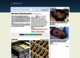 wheatonmychart.org.clearwebstats.com