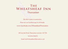 wheatsheaf-thurcaston.co.uk