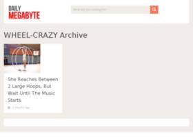 wheel-crazy.dailymegabyte.com