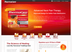 wheel.thermacare.com