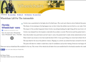 wheelchair-lifts.medical-transcription-home.com