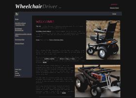wheelchairdriver.com