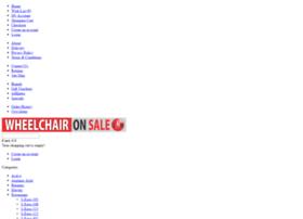 wheelchaironsale.com