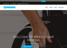wheelchairrenting.co.za