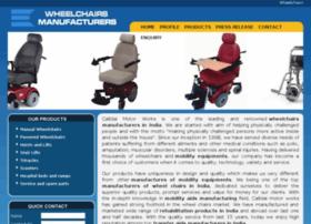 wheelchairsmanufacturers.in