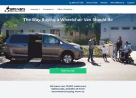 Wheelchairvansflorida.com