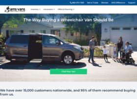 wheelchairvansla.com