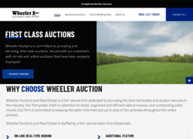 wheelerauctions.com