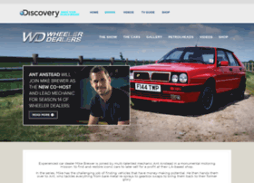 wheelerdealers.discoveryuk.com