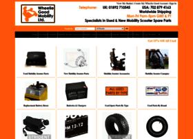 wheeliegoodmobility.co.uk