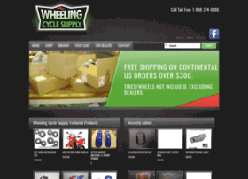 wheelingcyclesupply.com