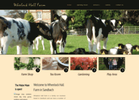wheelockhallfarm.co.uk