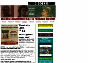 wheelockslatin.com